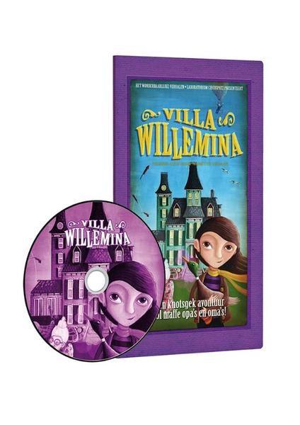 villa-willemina-luisterboek-lievelings-circuspatz