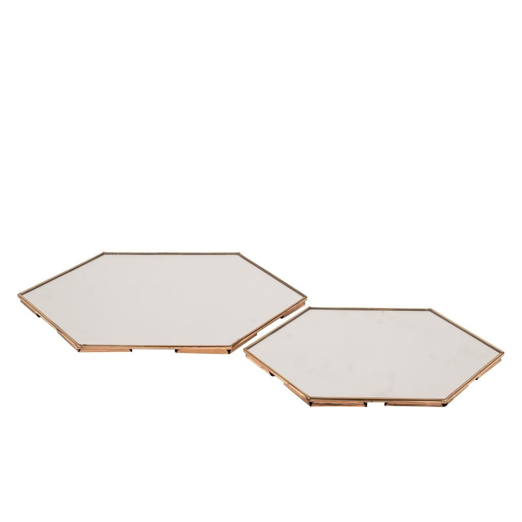Spiegel hexagon klein lievelings - Kleine ronde niet spiegel lieve ...