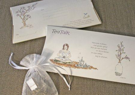 Tea talk Harmonie en balans Lievelings