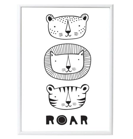 poster-roar lievelings a little lovely company