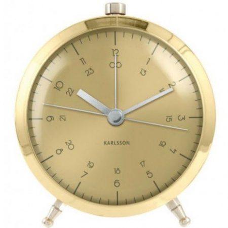 alarm button gold karlsson lievelings