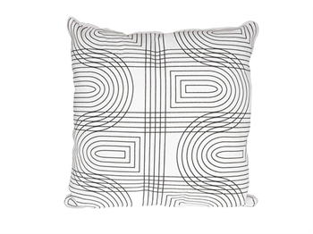 present time grid cushion wit lievelings