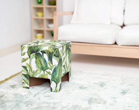 Dutch Design Brand Green Leaves Chair Lievelings